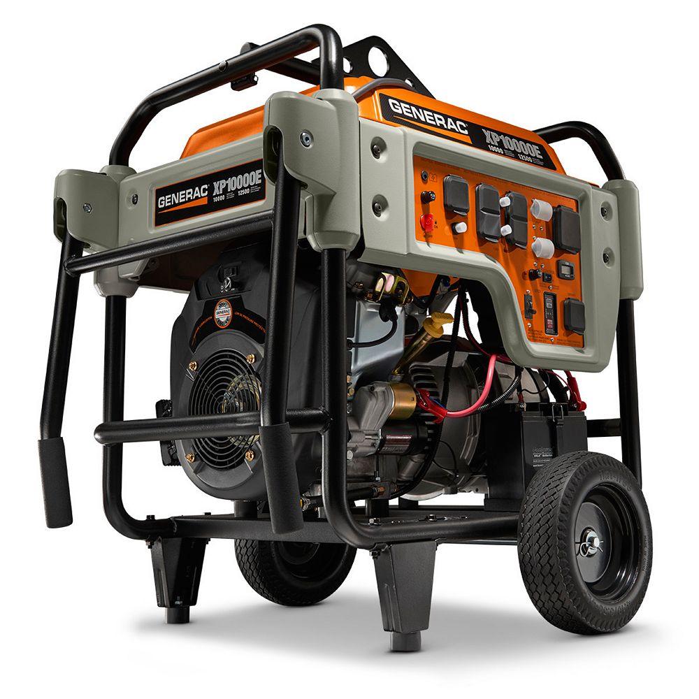 Generac XP 10,000 Watt Electric Start Portable Generator
