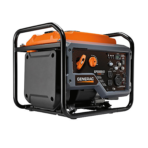 GP 3500W Open Frame Inverter Generator with PowerRush