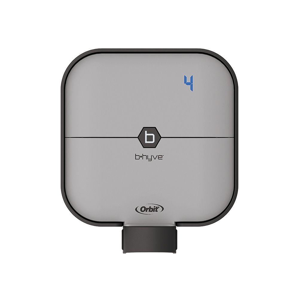 B-hyve 4 Station Minuterie D'Arrosage Wi-Fi Inelligente Intèrieur