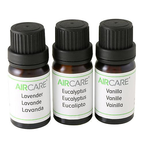 Pack variété d'huiles essentielles
