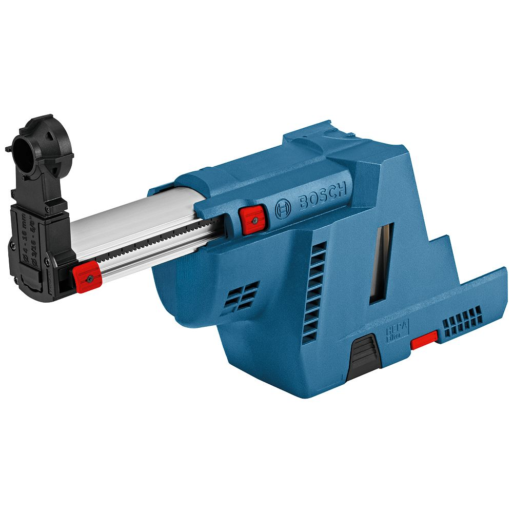Bosch Cordless SDS-plus Dust Collection Attachment for GBH18V-26 Rotary Hammer