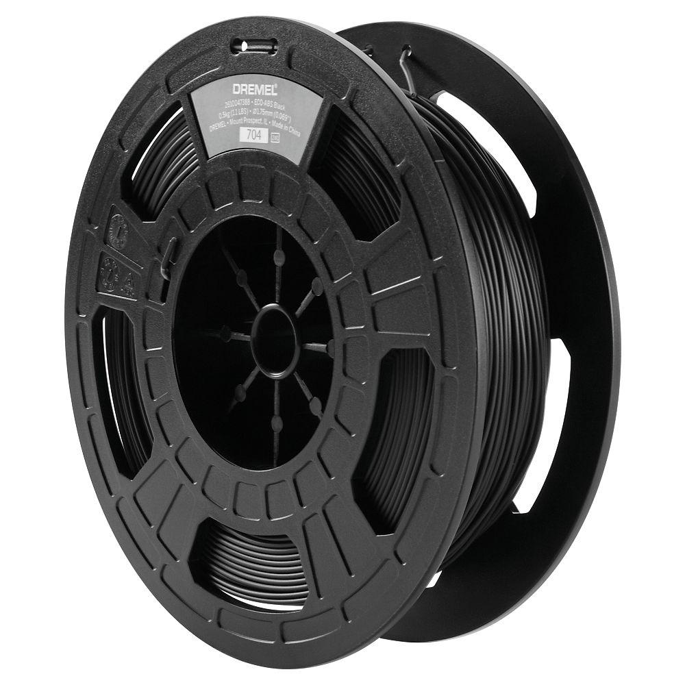 Dremel Filament 3D ECO-ABS noir