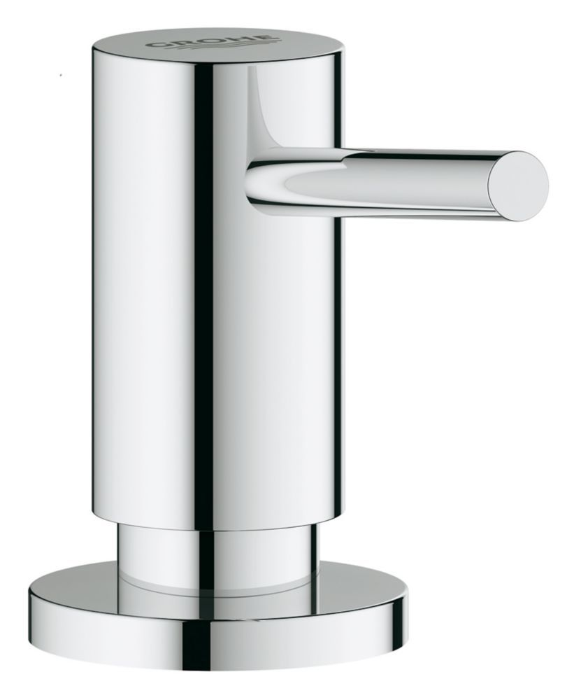 Cosmopolitan Soap/Lotion Dispenser in StarLight Chrome finish