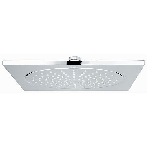 Rainshower F-Series 1-Spray 10-inch Showerhead in StarLight Chrome