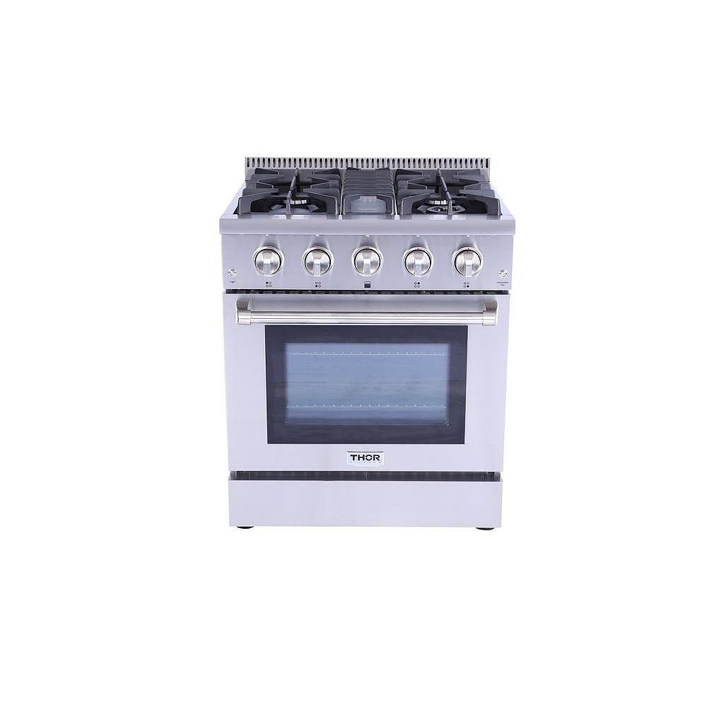 Thor Kitchen 30 inch Freestanding Gas Range