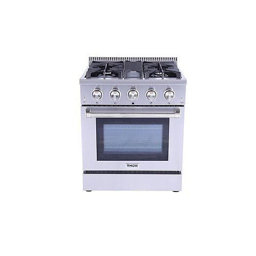 Thor Kitchen 30 inch Freestanding Gas Range