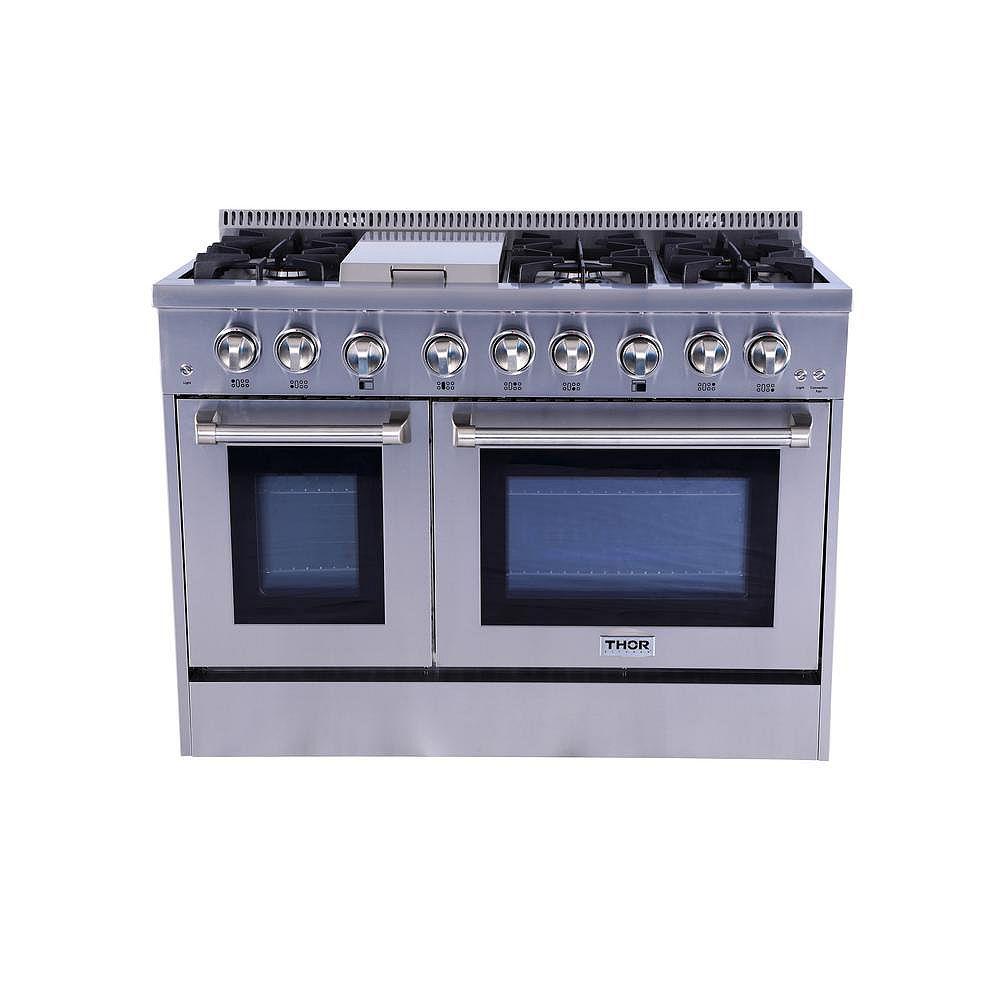 Thor Kitchen 48 inch Freestanding Gas Range