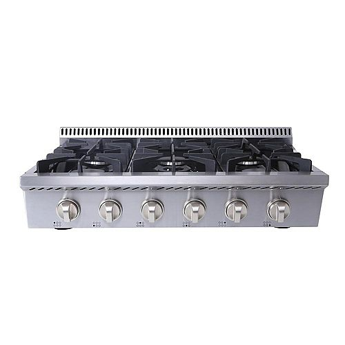 36-inch Gas Range Top