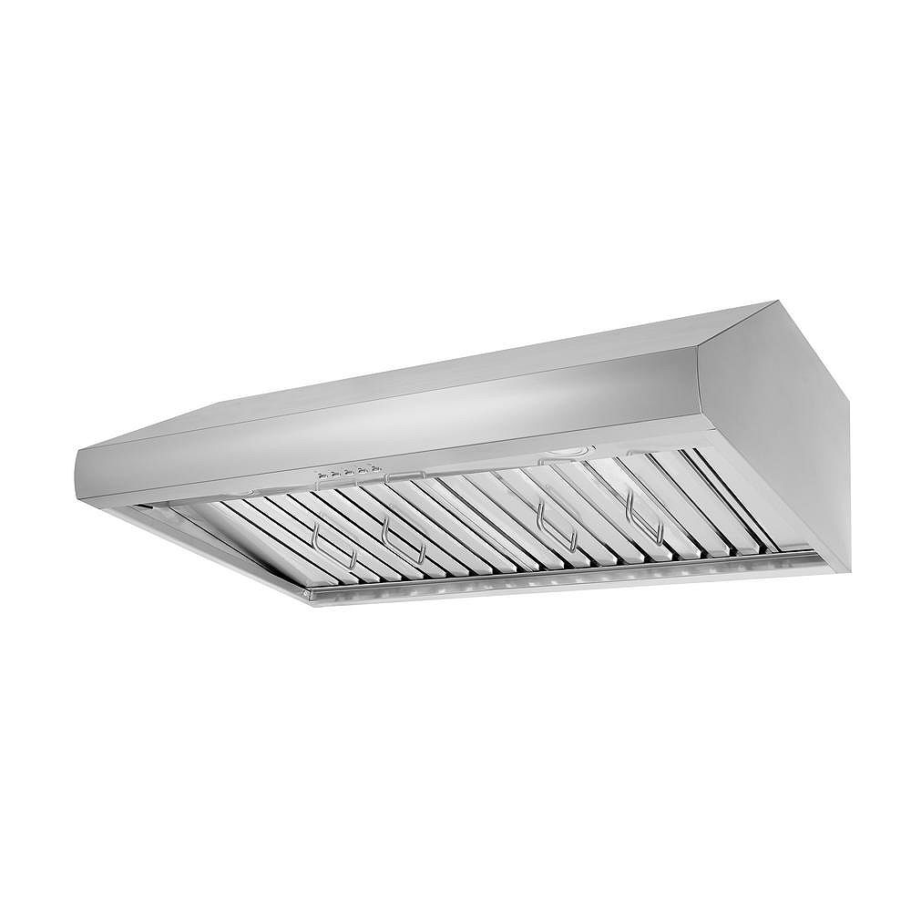 Thor Kitchen 30 Inch Under Cabinet Range Hood The Home Depot Canada
