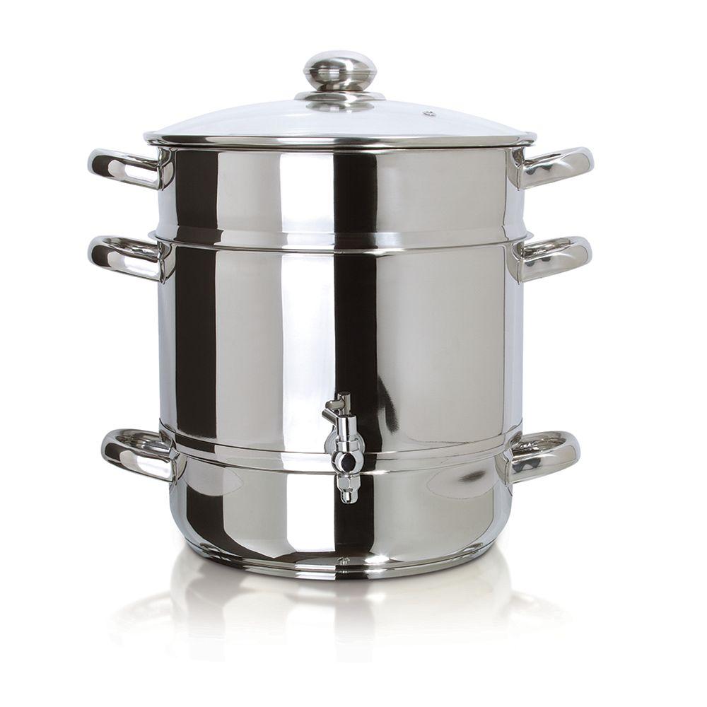 Euro Cuisine Extracteur de jus pour cuisinière