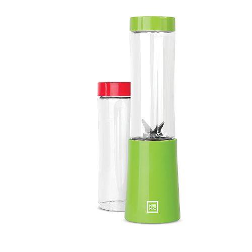 Euro Cuisine Personal Blender - with 2 Bottles - Green