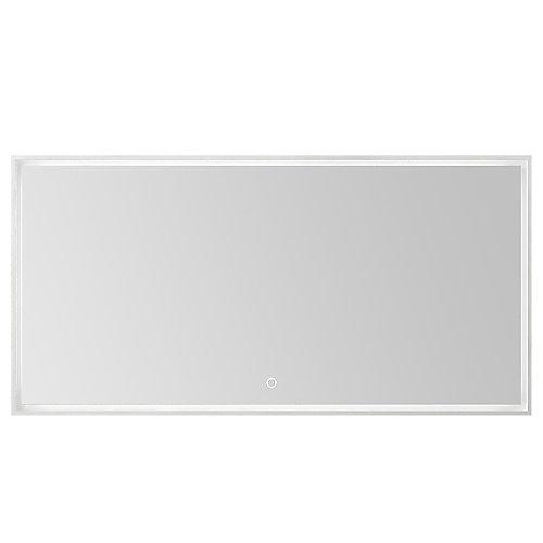 Morgan 59 inch x 24 inch LED-Lit Mirror