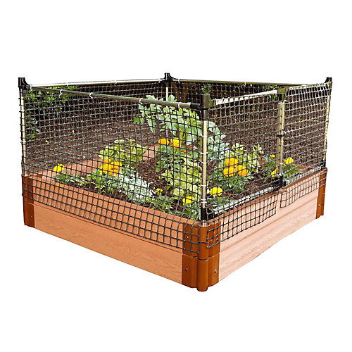 Stack and Extend Animal Barrier