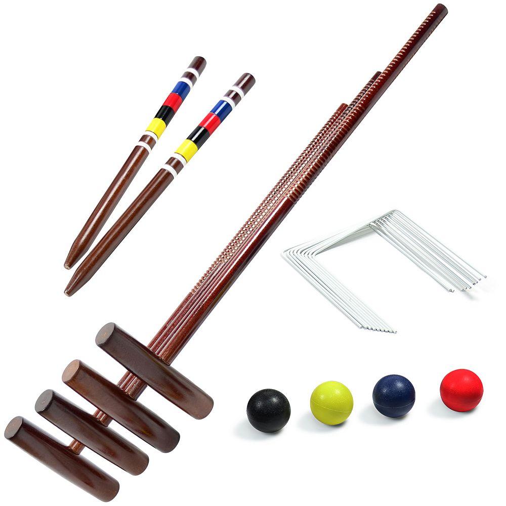 VIVA ACTIVE Croquet Set Intermediate