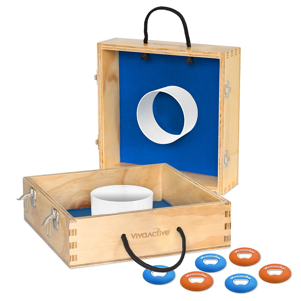 VIVA ACTIVE Case Washer Toss Competitive