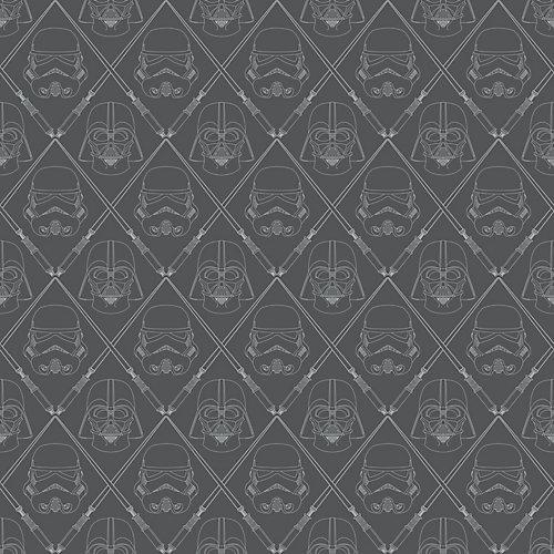 Star Wars Dark Side Peel & Stick Wallpaper