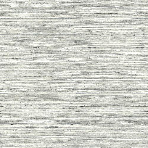 Grasscloth Grey Peel & Stick Wallpaper