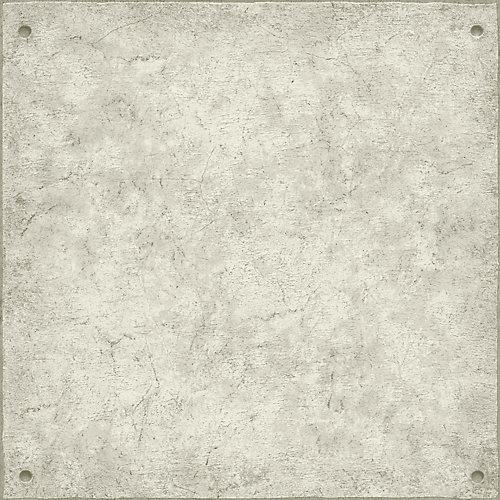 Cement Peel & Stick Wallpaper