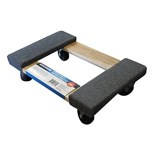 Wooden Moving Dolly
