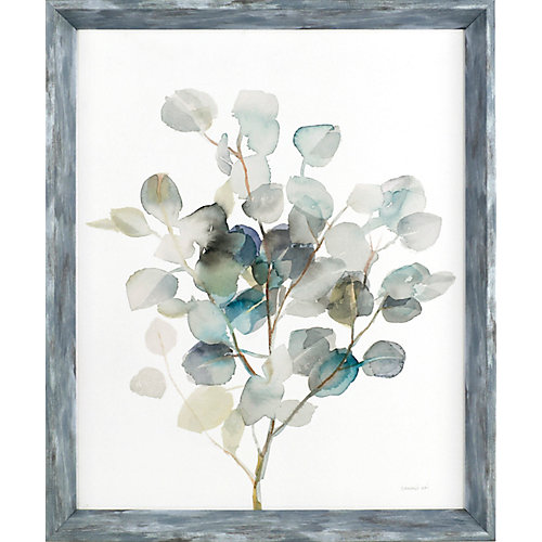Soft Pallette II, Floral Art, Print on Paper, Laminated