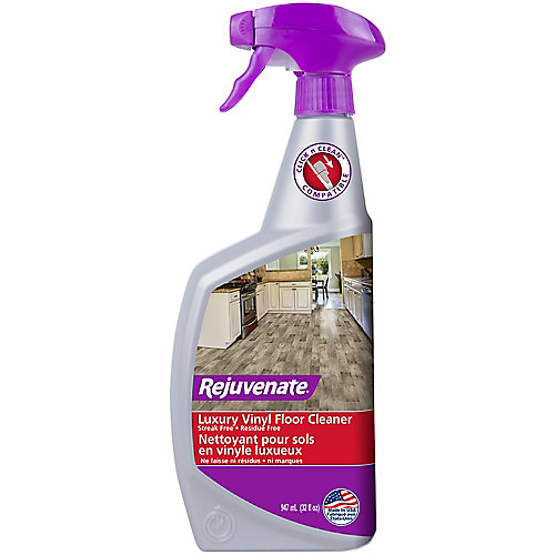 Luxury Vinyl Floor Cleaner, 946L