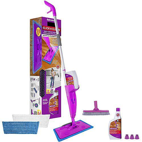 Rejuvenate Vadrouille multi-surfaces  Click n Clean