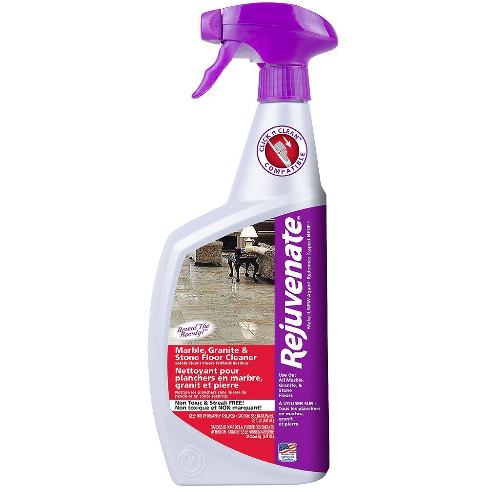 Rejuvenate 950 mL Marble Granite & Stone Floor Cleaner Spray