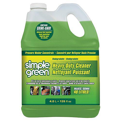 Nettoyant Puissant par Pulvérisateur Simple Green