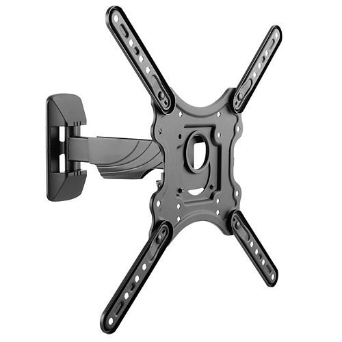 Full Motion Wall Mount for TVs up to 55-inch