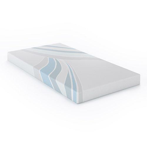 Sleep Collection 5-inch Twin/Single Memory Foam Mattress