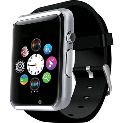 Montre Bluetooth intelligente avec appareil photo
