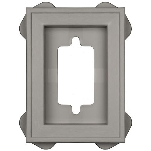 Mount Master Recessed Mini 21 Slate/Flgstn