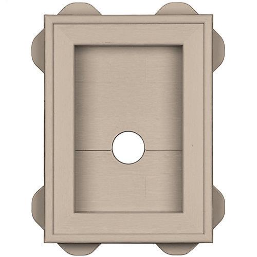 Mount Master Split Block Mini 07Sand/Mocha