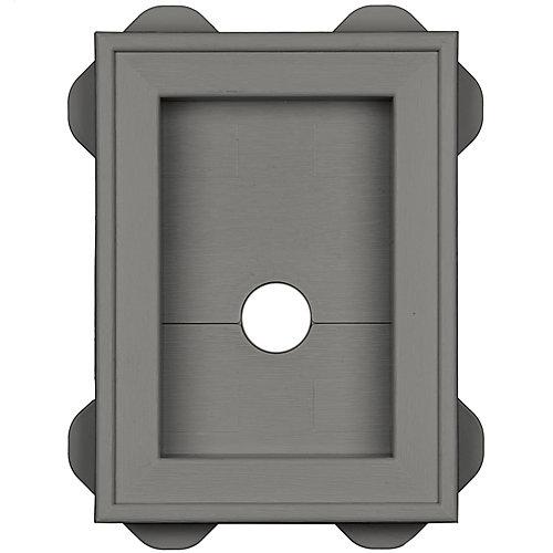 Mount Master Split Block Mini Charcoal/Grph