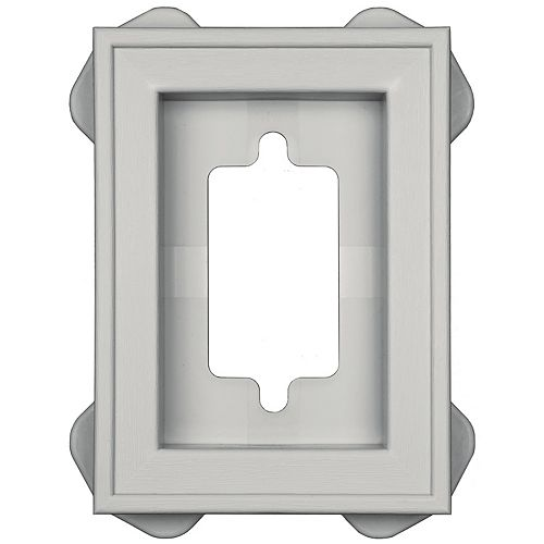 Mount Master Recessed Mini PAINTABLE