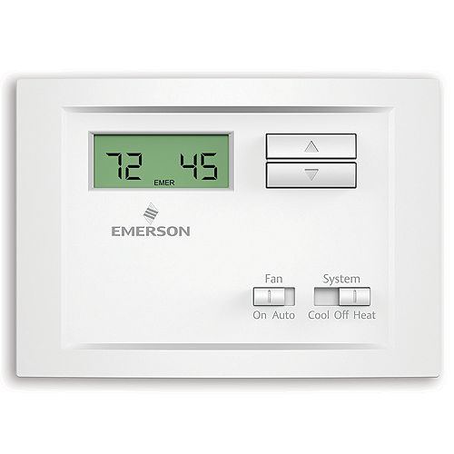 Non-Programmable Single-Stage Thermostat
