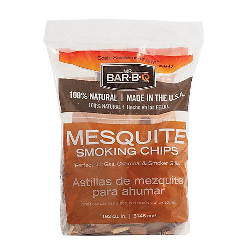 Copeaux de bois à fumer Mesquite
