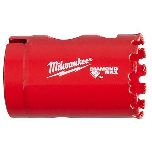 Milwaukee Tool 1-3/8-Inch Diamond Plus Hole Saw