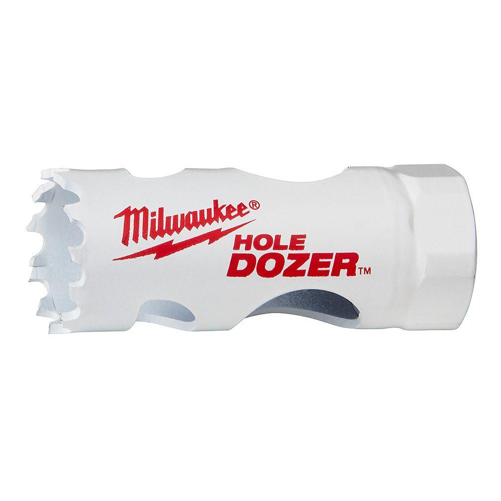 Milwaukee Tool 7/8-Inch Hole Dozer Bi-Metal Hole Saw