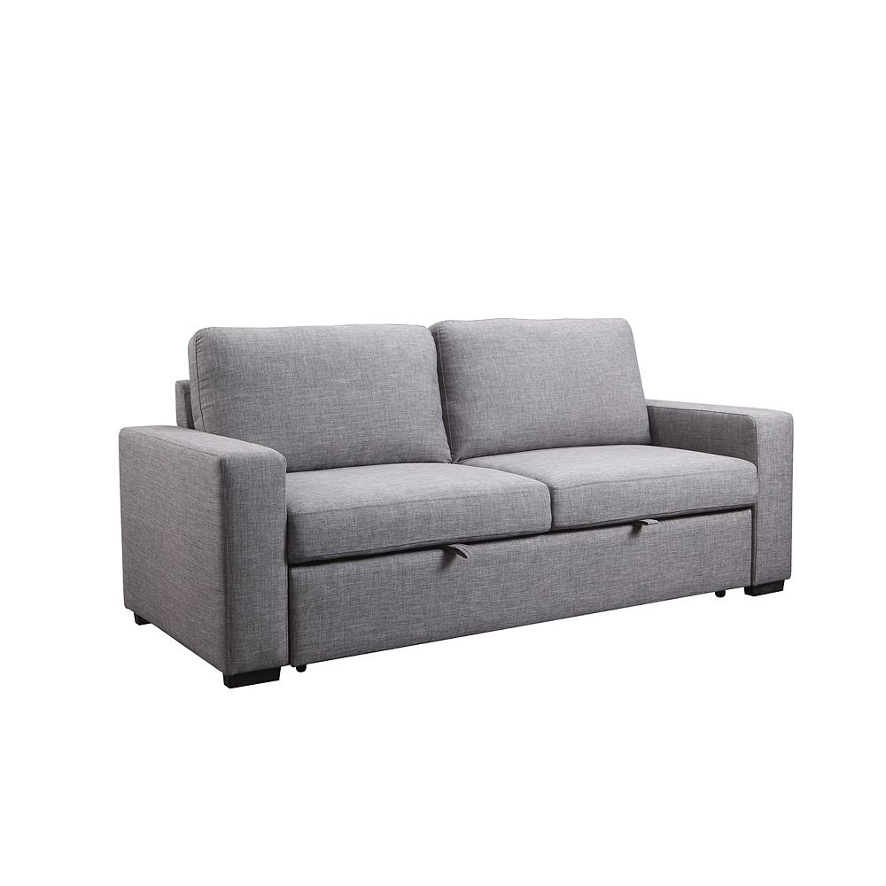 Belden Sofa Media Sleeper with Pull Out Bed