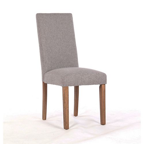 Dining Chair in Grey (Set of 2)