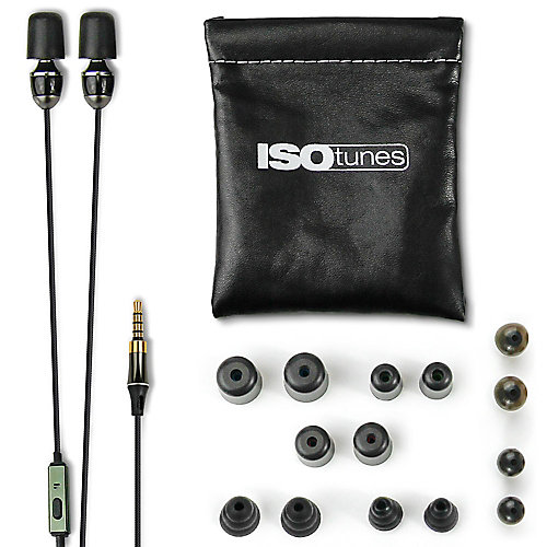 WIRED Noise-Isolating Earbuds