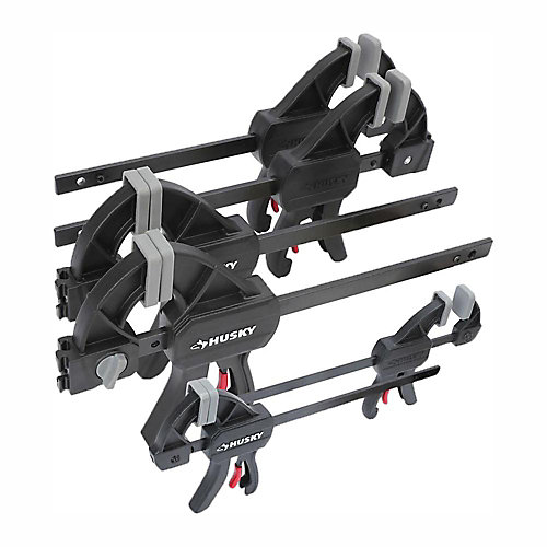 6-Piece Trigger Clamp Set