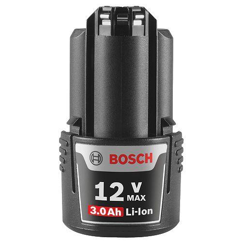 12V Max Lithium-Ion 3.0 Ah Battery