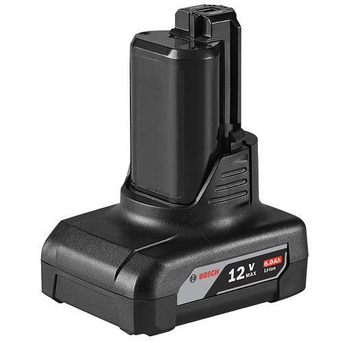 12V Max Lithium-Ion 6.0 Ah Battery