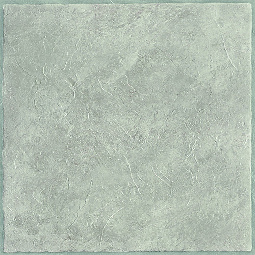 12-inch x 12-inch Bedford Stone Peel and Stick Vinyl Tile Flooring (45 sq.ft. / case)