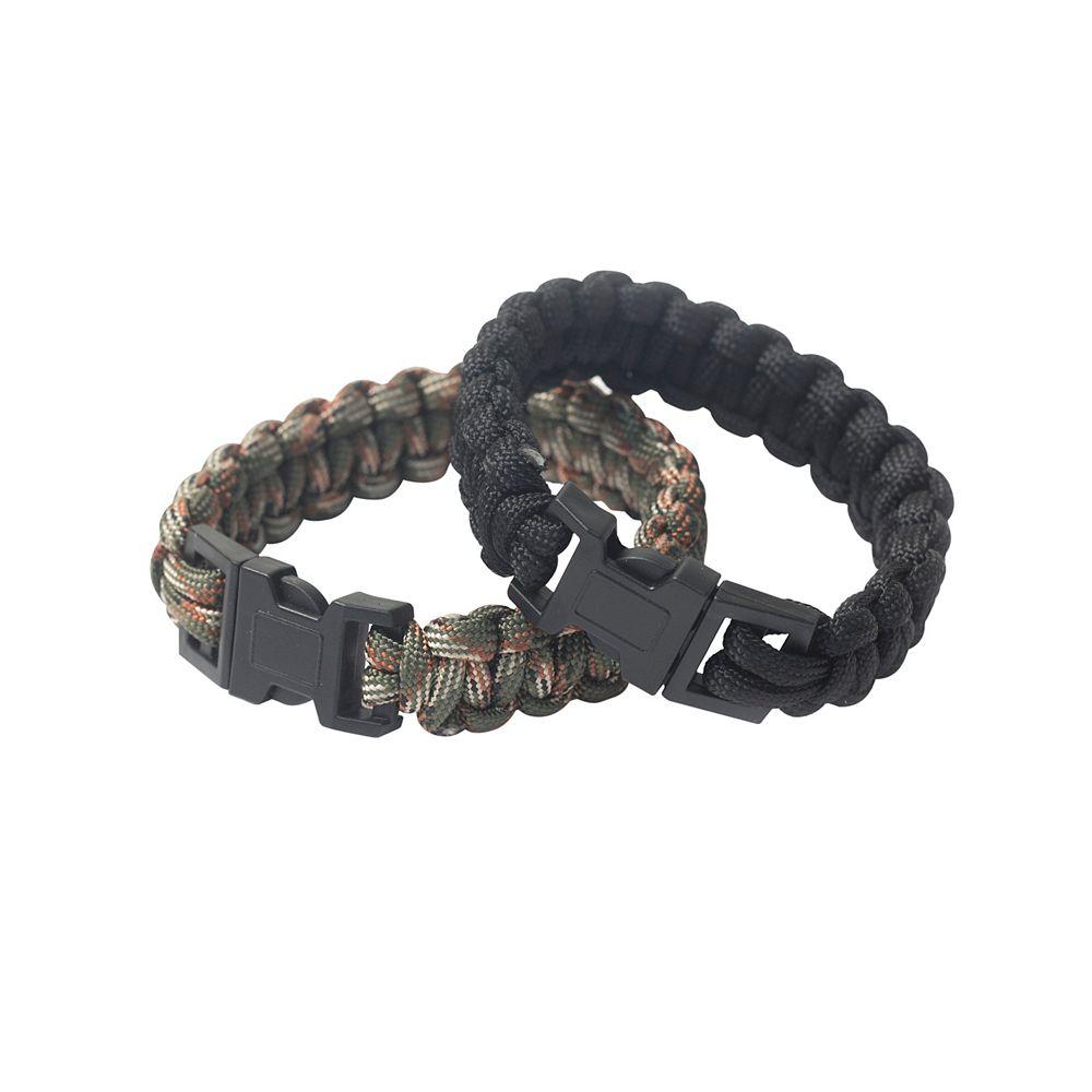 Everbilt 8-inch Paracord Bracelet Kit (6-Piece)