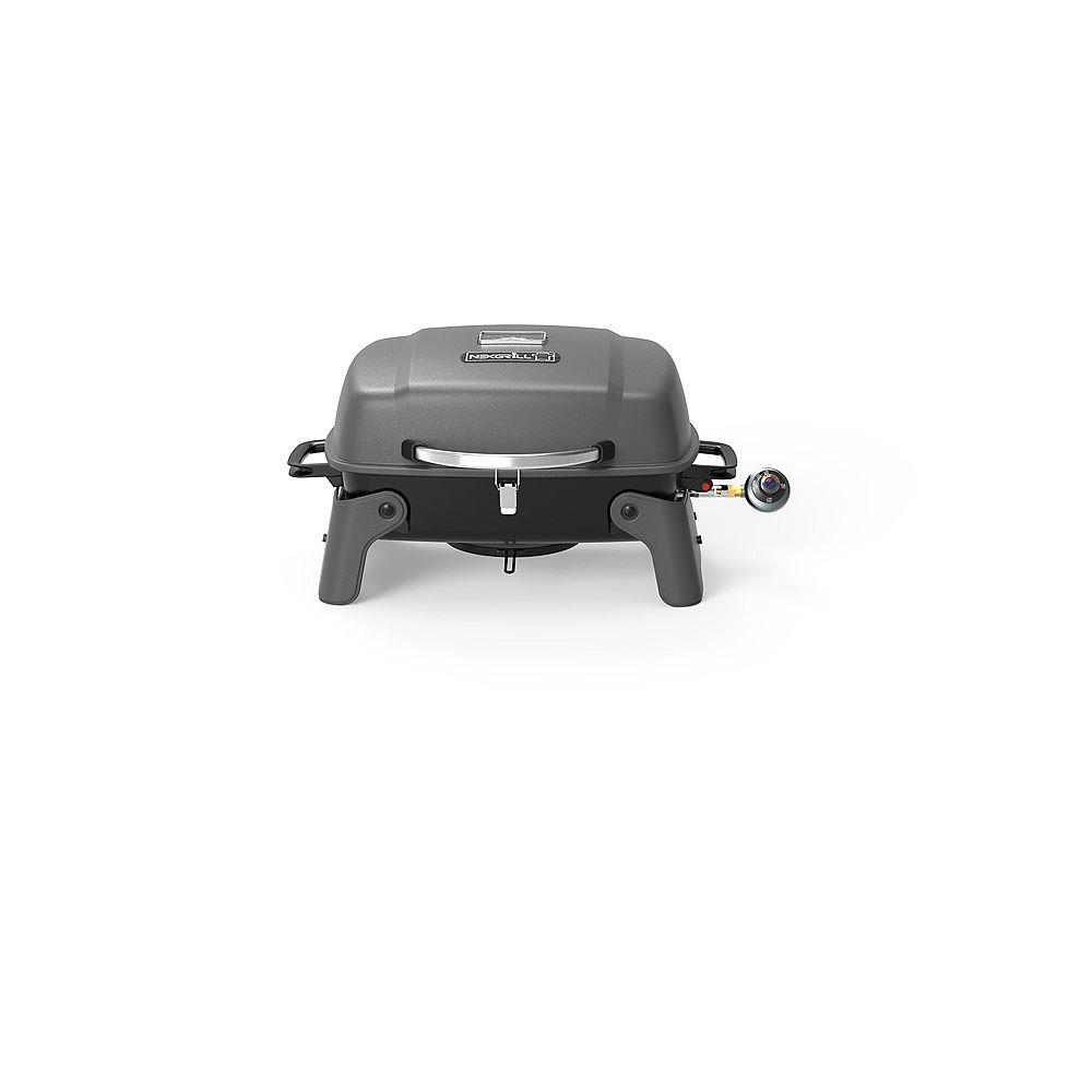 NexGrill 1-Burner Portable Propane Table Top BBQ in Black
