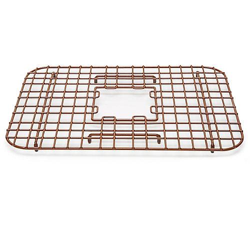 Sullivan 18-inch Kitchen Sink Bottom Grid Heavy Duty Vinyl Coated Antique Brown