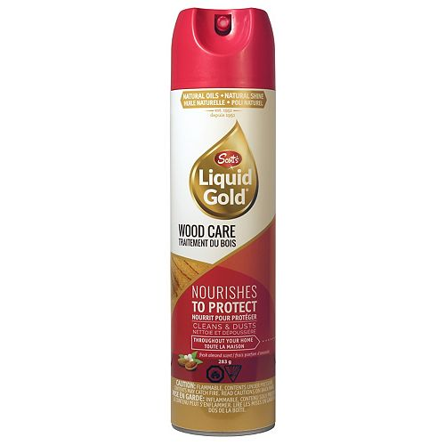 Scott's Liquid Gold 10oz Traitement du Bois